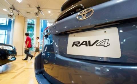 Προληπτικοί έλεγχοι για ανάρτηση σε Rav4 και Avensis