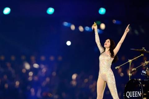 Jessie J: Η πιο καυτή παρουσία της τελετής λήξης (pics)