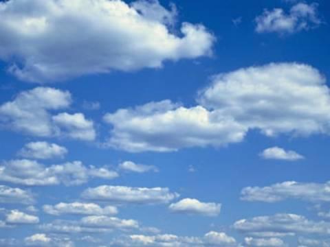 Μικρή άνοδος της θερμοκρασίας με συννεφιά