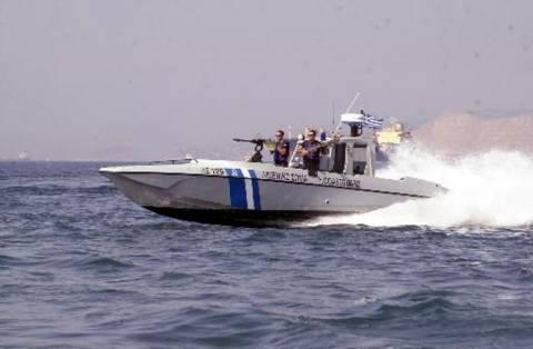 Προσάραξη σκάφους στα Ν. Μουδανιά