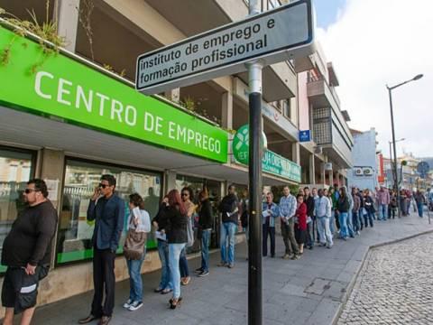 Πορτογαλία: Σε νέα επίπεδα-ρεκόρ η ανεργία