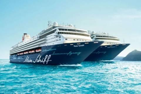 Ανάσα για τον τουρισμό στην Κρήτη έδωσαν δύο κρουαζιερόπλοια