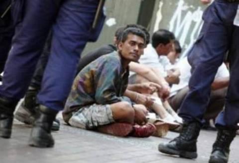Στον εισαγγελέα οι ισχυρισμοί Ασλάμ για κακοποίηση αλλοδαπών