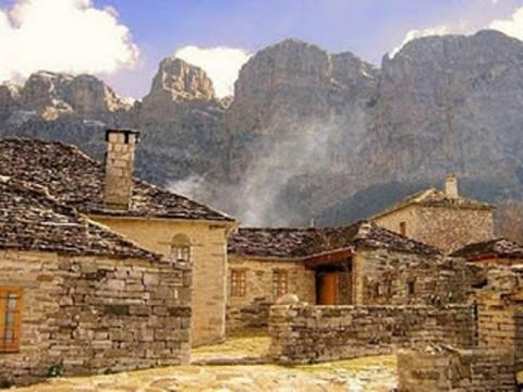 ΔΕΙΤΕ: Τα δέκα καλύτερα Ελληνικά χωριά!