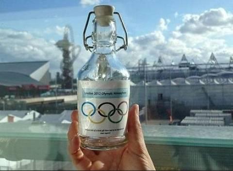 Πουλάνε τον... αέρα των Ολυμπιακών Αγώνων!