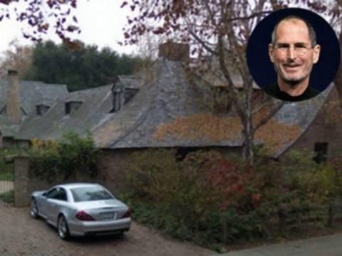 Διάρρηξη στο σπίτι του Στιβ Τζόμπς