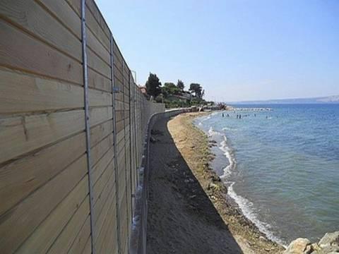 Τουρκία: Έφτιαξαν παραλία μόνο για γυναίκες!