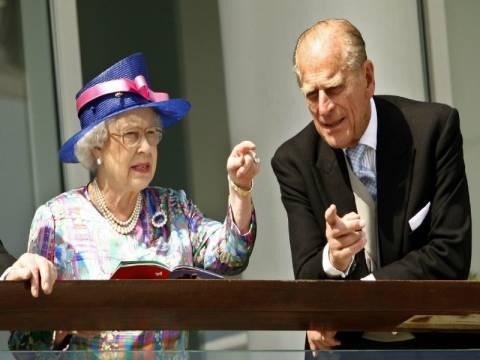 Στο νοσοκομείο ο σύζυγος της βασίλισσας Ελισάβετ