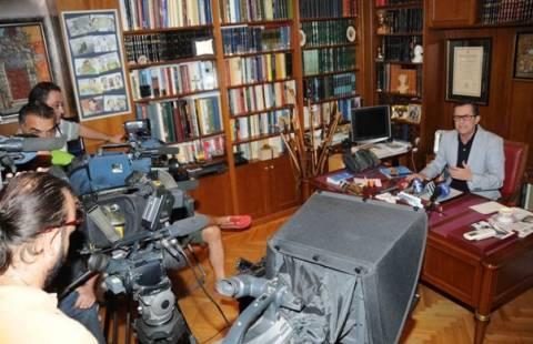 Επιμένει στην απόφασή του ο Νικολόπουλος για το εξώδικο στον Σαμαρά
