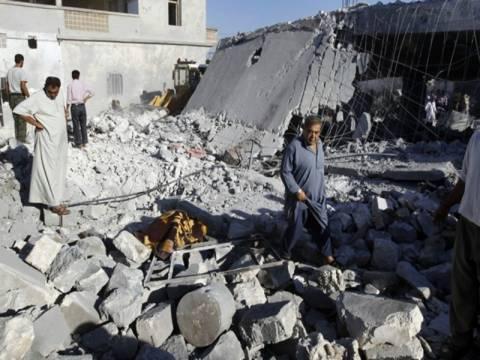 ΟΗΕ: Εγκλήματα κατά της ανθρωπότητας στη Συρία