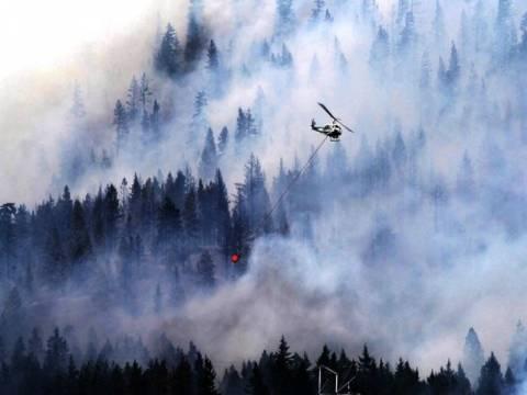 ΗΠΑ: 62 πυρκαγιές μαίνονται