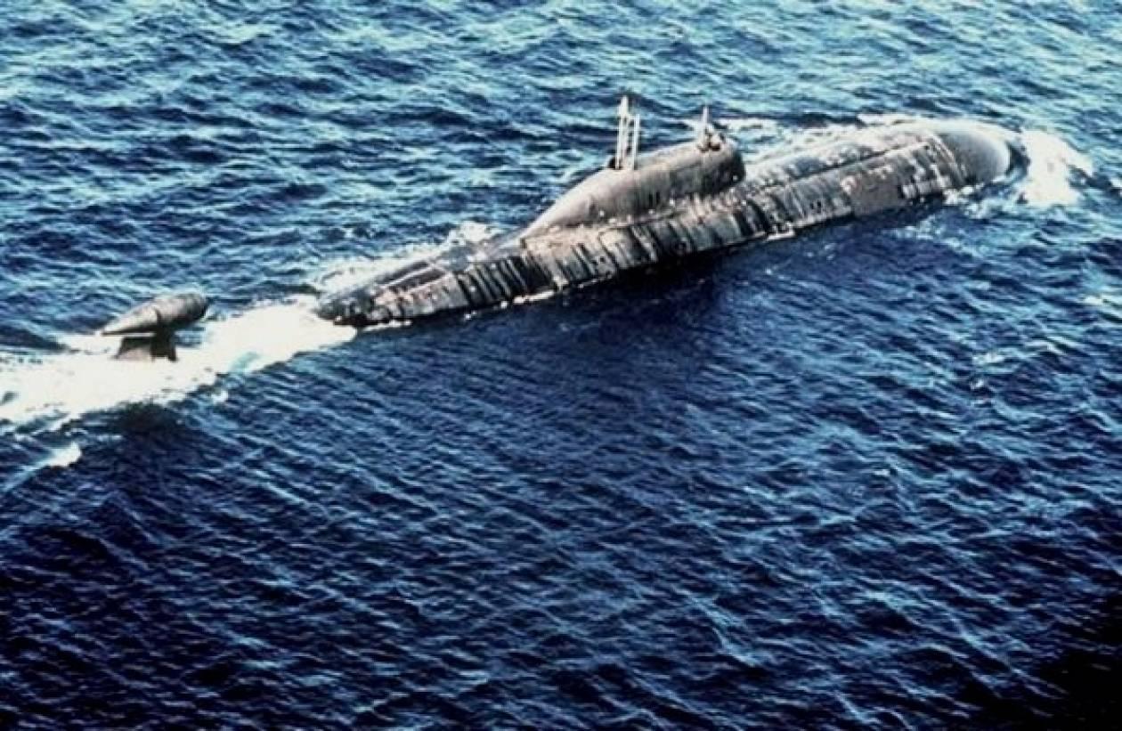 Ρωσικό πυρηνικό υποβρύχιο βρισκόταν ανενόχλητο στον Κόλπο του Μεξικού