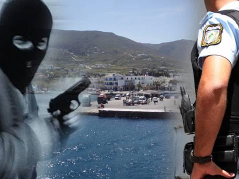 Ληστεία Πάρος: Το δεξί χέρι του Πάσσαρη πίσω από την δολοφονία