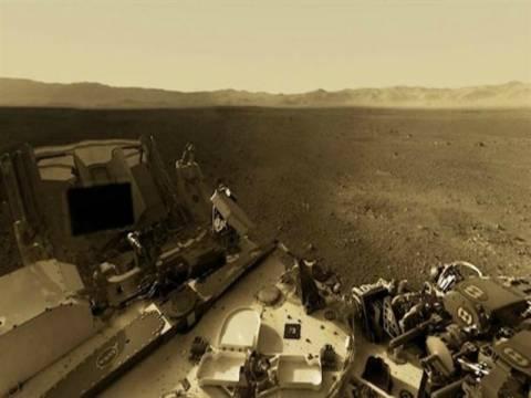 Μια μοναδική εμπειρία: «Περπατήστε» πάνω στον Αρη!