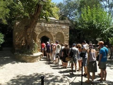 Λειτουργία στην τουρκική στο «Σπίτι της Παναγίας»