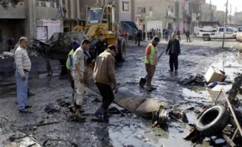 Δεκάδες νεκροί στο Ιράκ από βομβιστικές επιθέσεις
