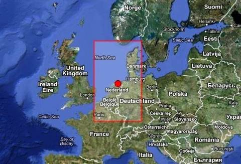 Σεισμός 4,1 Ρίχτερ στην Ολλανδία!