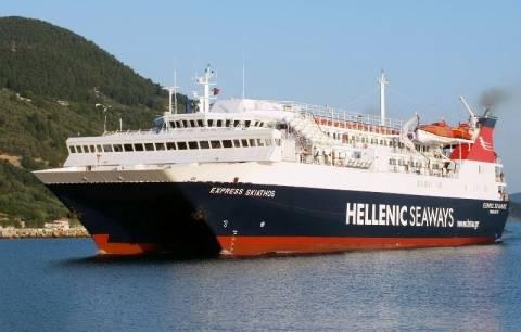 Εκνευρισμός και ταλαιπωρία στα λιμάνια του Βόλου και των Σποράδων