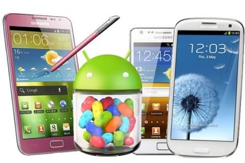 Το Galaxy SII θα λάβει τελικά την έκδοση Jelly Bean