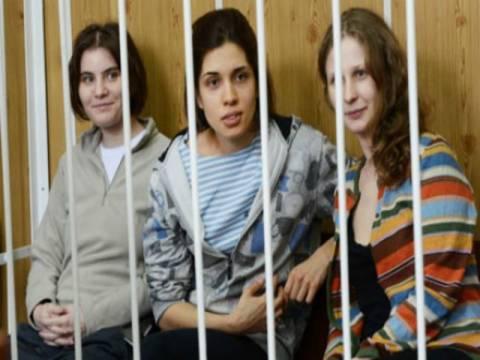 Ρωσία: Σήμερα η ετυμηγορία για τις Pussy Riot