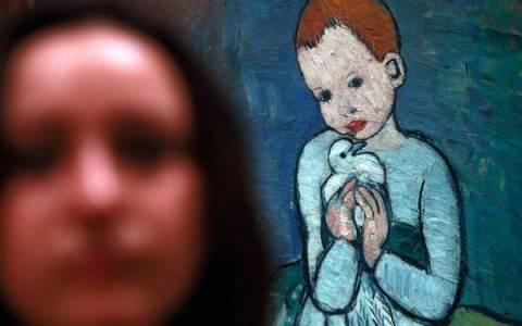 Η Βρετανία απαγορεύει την εξαγωγή πίνακα του Πικάσο μέχρι Δεκέμβριο