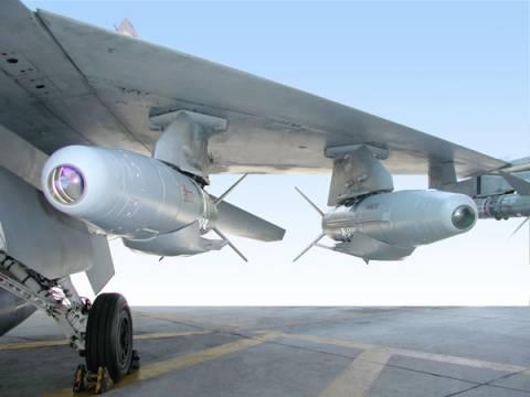 Πυρομαχικά made in Greece στην αεροπορία των ΗΠΑ