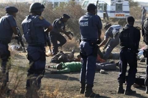 Έρευνα για την εκτέλεση των απεργών ζήτησε ο Πρόεδρος της Ν. Αφρικής
