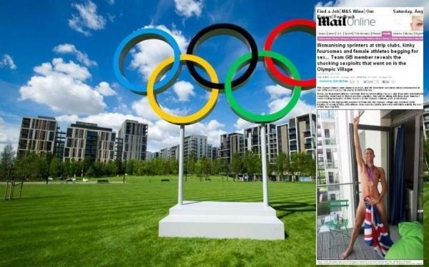 Μαρτυρία αθλητή: Κάναμε τρελά όργια στο Ολυμπιακό χωριό!