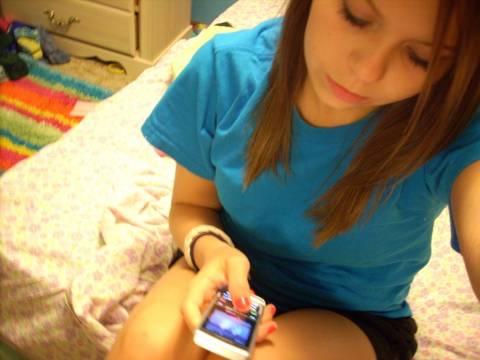Δείτε τί SMS έστειλε κατά λάθος 18χρονη στον πατέρα της...