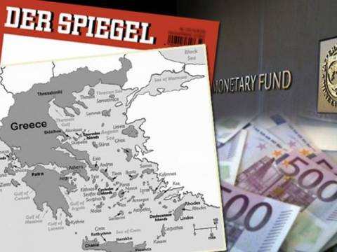 Πρωτοσέλιδο στο Spiegel τα επεισόδια στην Ύδρα