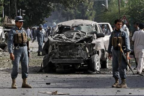 Αφγανός ντυμένος αστυνομικός σκότωσε στρατιώτη του ΝΑΤΟ