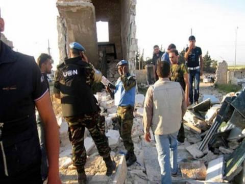 Συρία: Αποχώρησαν οι παρατηρητές του ΟΗΕ