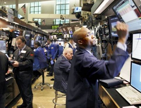 Στα επίπεδα της... Παρασκευής κινήθηκε η Wall Street