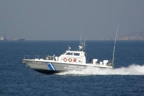 Κινδύνεψαν επιβάτες τουριστικού σκάφους στη Λακωνία