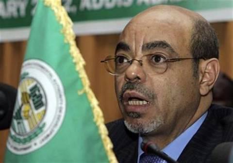 Αιφνίδιος θάνατος του πρωθυπουργού της Αιθιοπίας