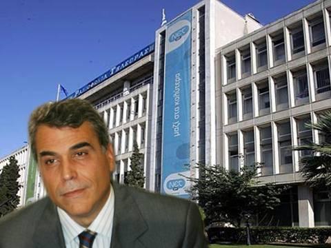 Θύελλα φέρνει στην ΕΡΤ ο Κ. Σπυρόπουλος