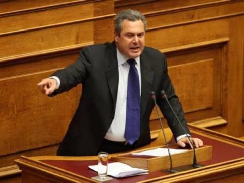 Πρόταση Καμμένου σε βουλευτές για εξεταστική κατά του Μνημονίου