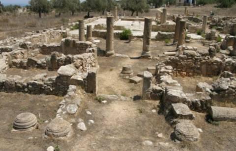 Καταστρέφεται η αρχαία βασιλική της Αγίας Τριάδος στα κατεχόμενα