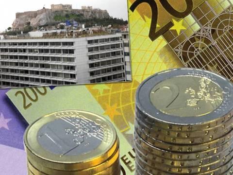 Στα 13,2 δισ. ευρώ το έλλειμμα του προϋπολογισμού