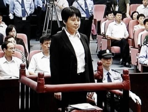 Χαμός στην Κίνα με τη «σωσία» της Γκου Καλάι
