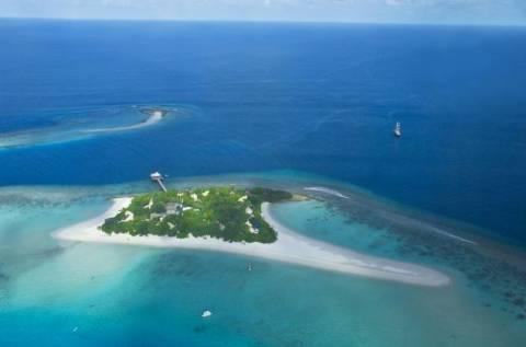 Ένας ιδιωτικός επίγειος παράδεισος στις Μαλδίβες (pics)