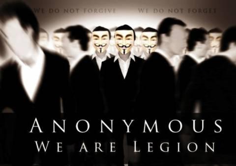 Οι Anonymous «έριξαν» τη σελίδα των Σουηδικών δικαστηρίων