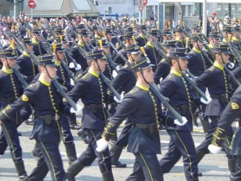 Στην σελίδα του ΓΕΕΘΑ ο αριθμός των εισακτέων στις Ένοπλες Δυνάμεις