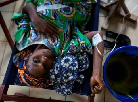 «Θερίζει» η χολέρα στη Σιέρα Λεόνε