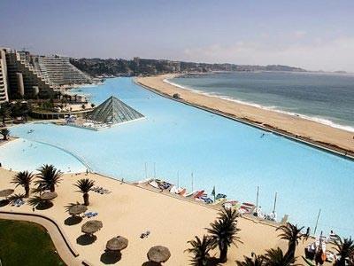 ΔΕΙΤΕ: Η μεγαλύτερη πισίνα στον κόσμο!