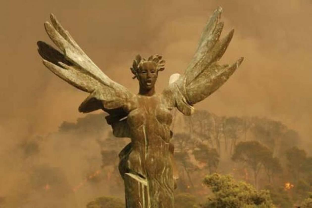 Πέντε χρόνια από τις φονικές πυρκαγιές της Ηλείας - Newsbomb ...