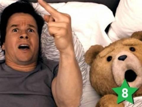 Αρκούδα κάνει σεξ με πόρνες, σνιφάροντας κοκαΐνη και βρίζοντας