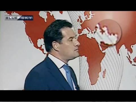 Ο πατριδολάτρης Άδωνις Γεωργιάδης εξαφάνισε την Κρήτη και την Κύπρο!
