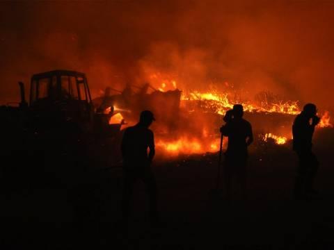 Έκαψε τη Χίο επειδή δεν τον προσέλαβαν στην Πυροσβεστική