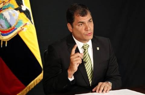 Βρετανία και Ισημερινός ρίχνουν τους τόνους για τον Ασάνζ